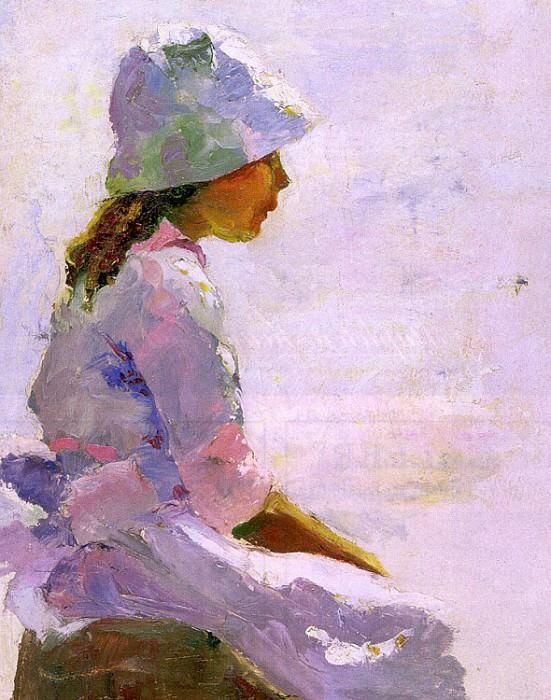 Hawthorne, Charles (American, 1872-1930). American artists