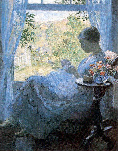 Мелчерс, Гэри Джулиус (1860-1932) #2. Американские художники