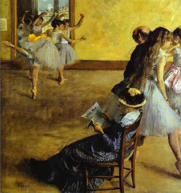 degas34. Edgar Degas