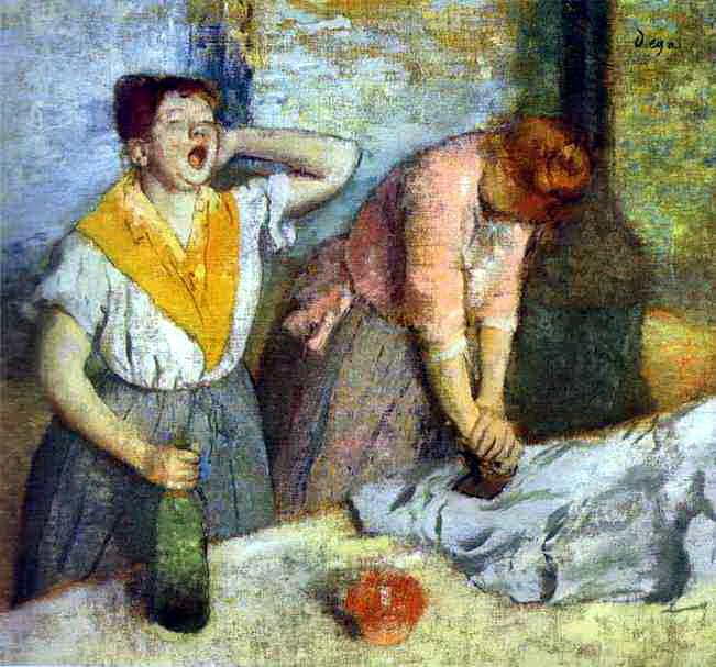 degas43. Edgar Degas