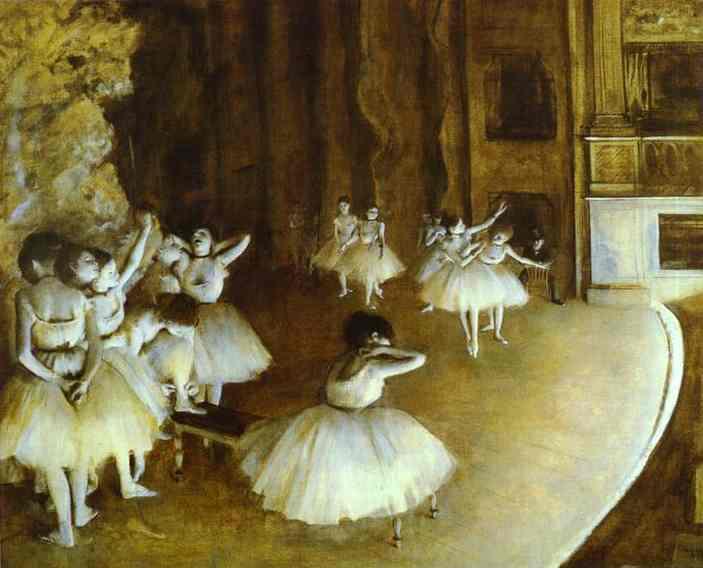 degas31. Edgar Degas
