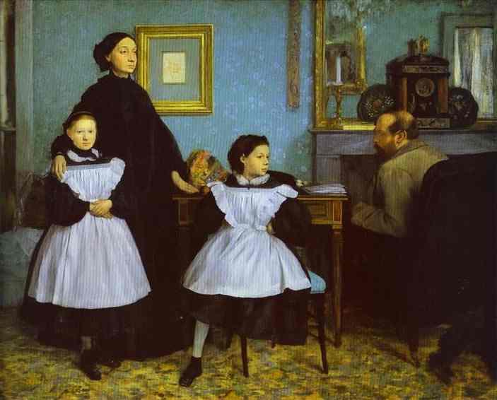 degas4. Edgar Degas
