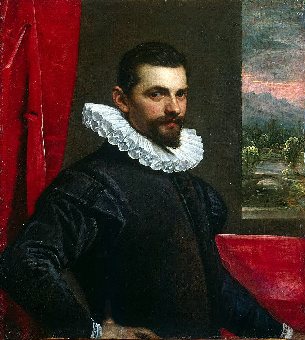 Tintoretto, Domenico. Portrait. Hermitage ~ part 11