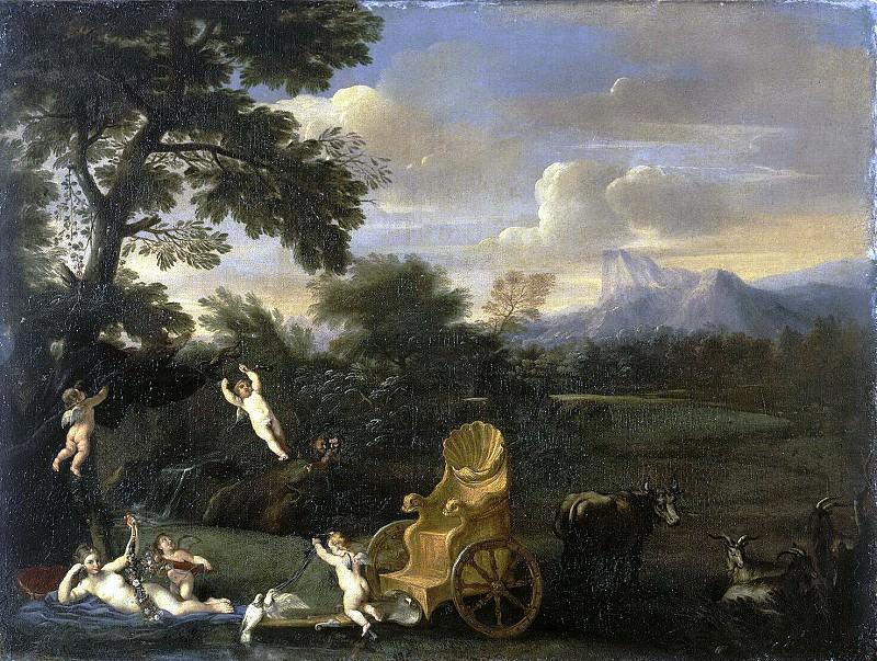 Sacchi, Andrea. Rest Venus. Hermitage ~ part 11