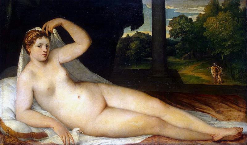 Sustris, Lambert. Venus. Hermitage ~ part 11