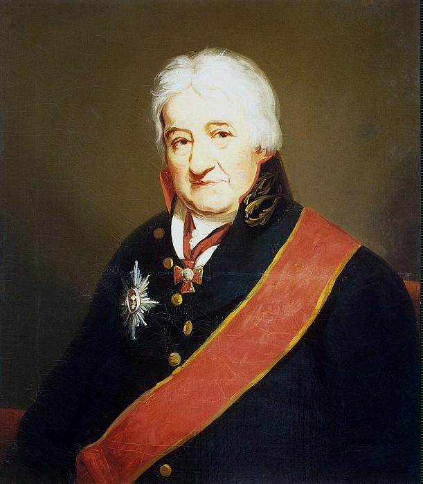 Saxon, James. Portrait of Charles Gascoigne. Hermitage ~ part 11