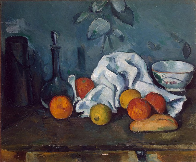 Cezanne, Paul. Fruit. Hermitage ~ part 11