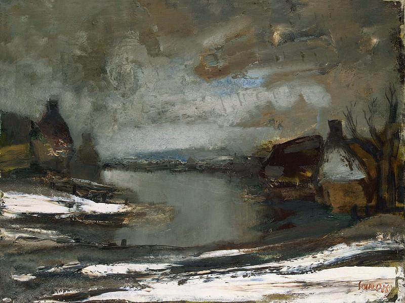 Savereys, Albert. River. Hermitage ~ part 11