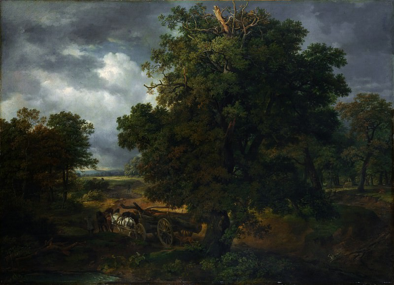 English Painter, early 19th century - Landscape. Metropolitan Museum: part 3