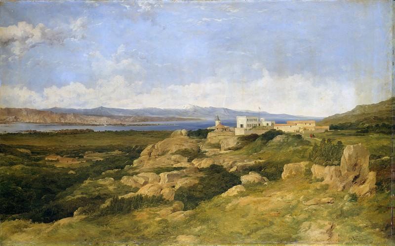 Frederick Richard Lee ) - General Garibaldi's Residence at Caprera. Metropolitan Museum: part 3
