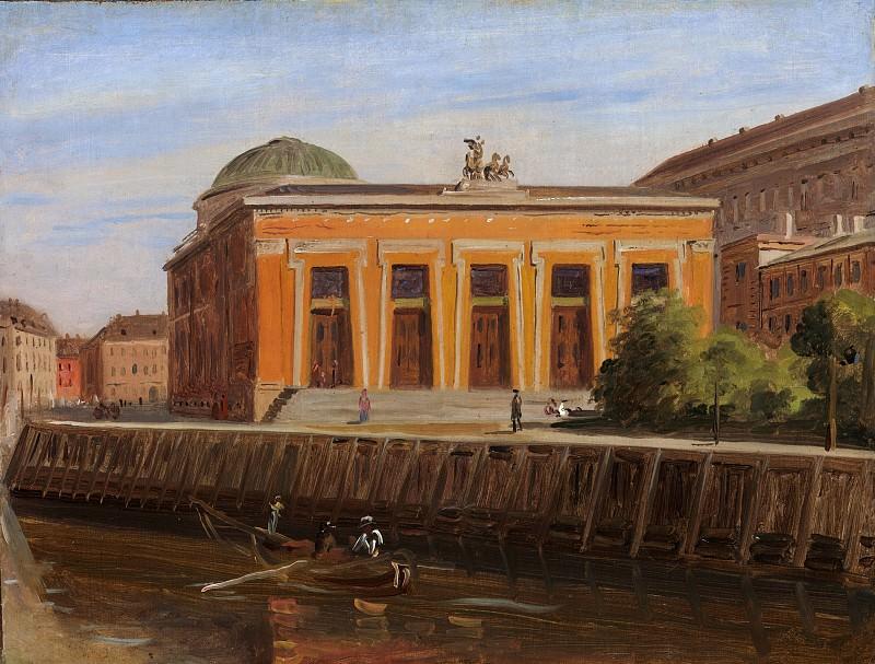 Constantin Hansen - Thorvaldens Museum, Copenhagen. Metropolitan Museum: part 3
