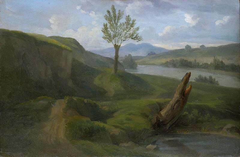 Alexandre François Desportes - River Landscape. Metropolitan Museum: part 3