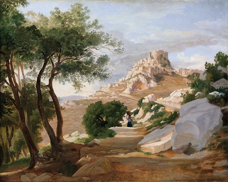 Fritz Petzholdt - Cervara. Metropolitan Museum: part 3