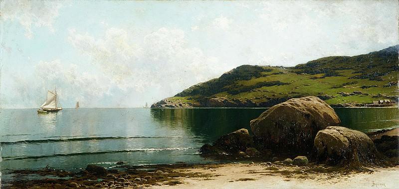 Alfred Thompson Bricher - Marine Landscape. Metropolitan Museum: part 3