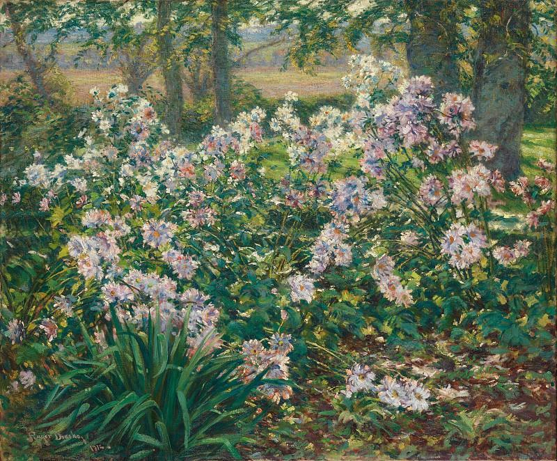 Ruger Donoho - Windflowers. Metropolitan Museum: part 3