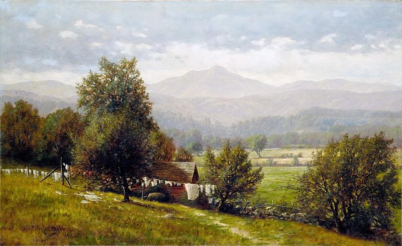 Clinton Ogilvie - Near Jackson, White Mountains. Metropolitan Museum: part 3