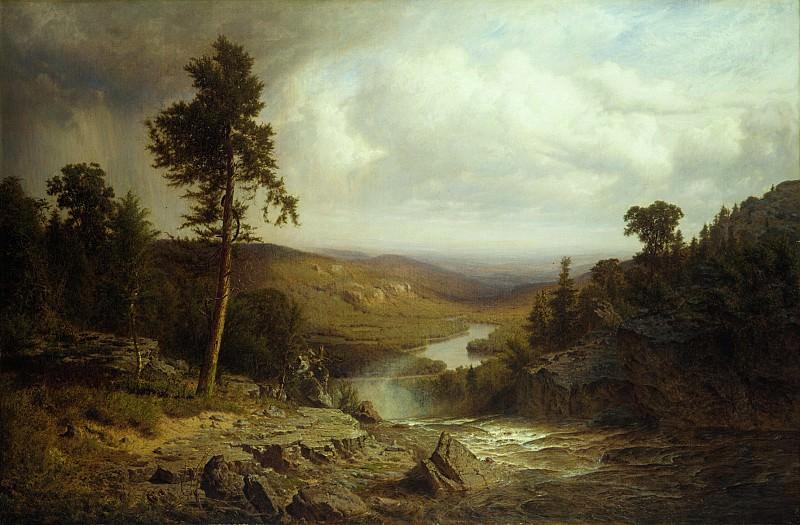 Alexander H. Wyant - Tennessee. Metropolitan Museum: part 3
