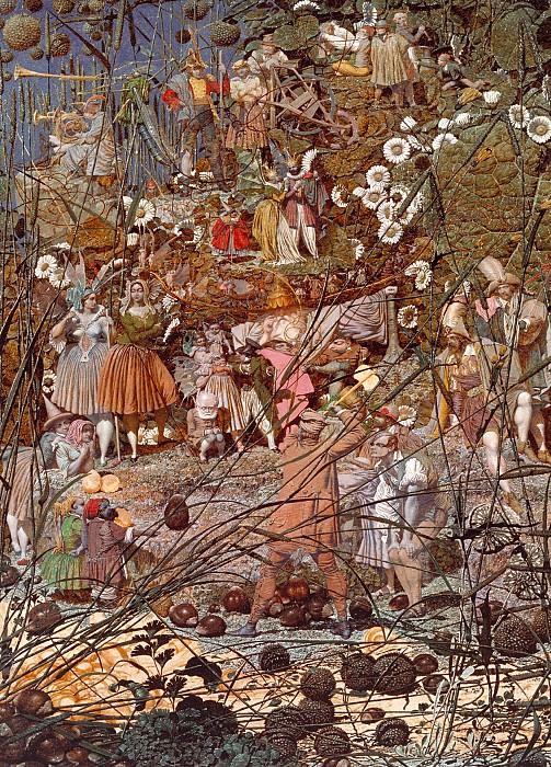 Richard Dadd - The Fairy Feller's Master-Stroke. Tate Britain (London)