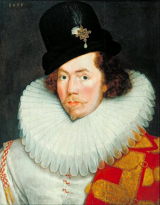 British School 16th century - Sir Henry Unton. Tate Britain (London)