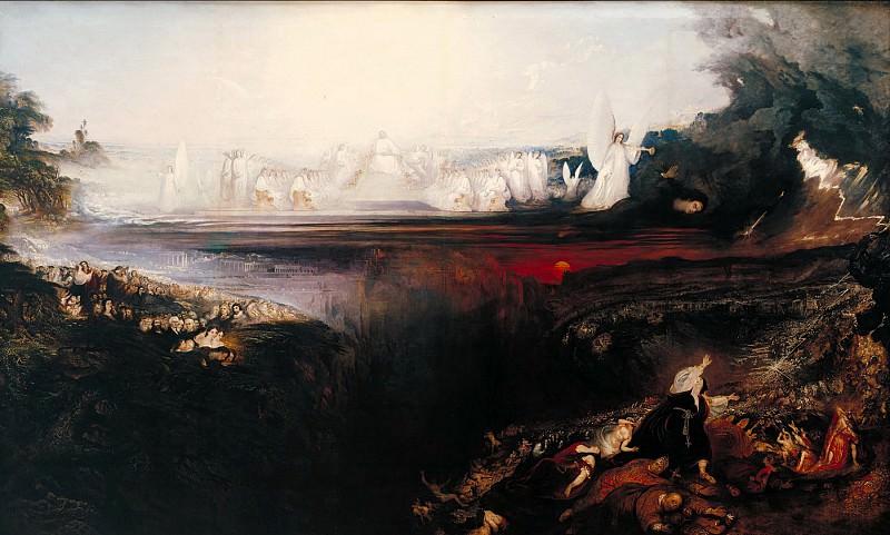 John Martin - The Last Judgement. Tate Britain (London)