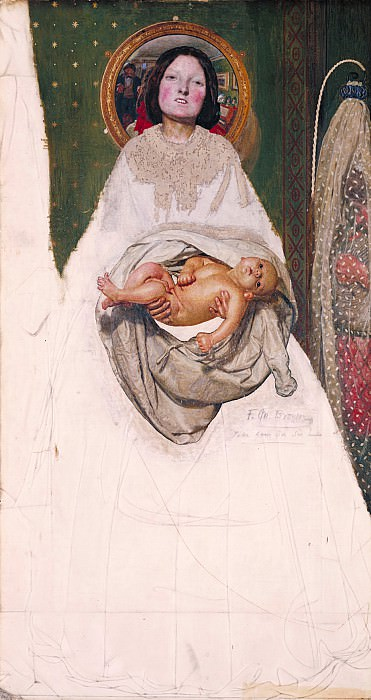 Ford Madox Brown - Take your Son, Sir. Tate Britain (London)