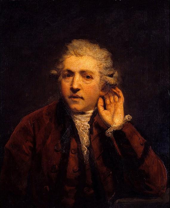 Sir Joshua Reynolds - Self-Portrait as a Deaf Man. Tate Britain (London)