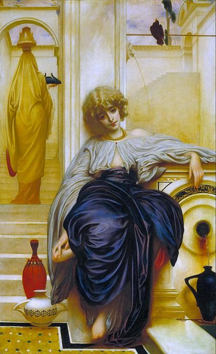 Frederic Lord, Leighton - Lieder ohne Worte. Tate Britain (London)