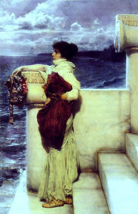 Hero. Lawrence Alma-Tadema