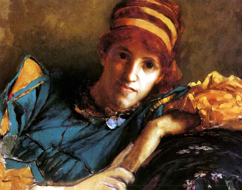 Laura Theresa Alma-Tadema. Lawrence Alma-Tadema