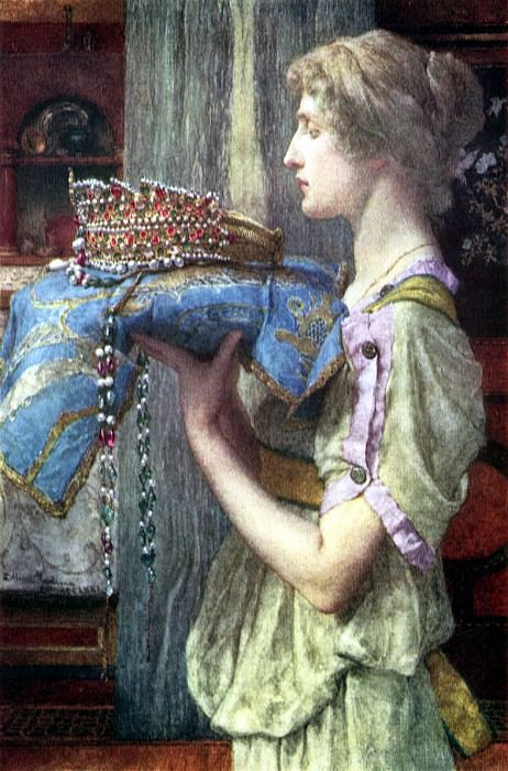 A Crown. Lawrence Alma-Tadema