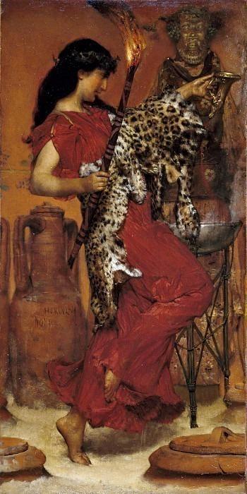 Autumn Vintage Festival. Lawrence Alma-Tadema