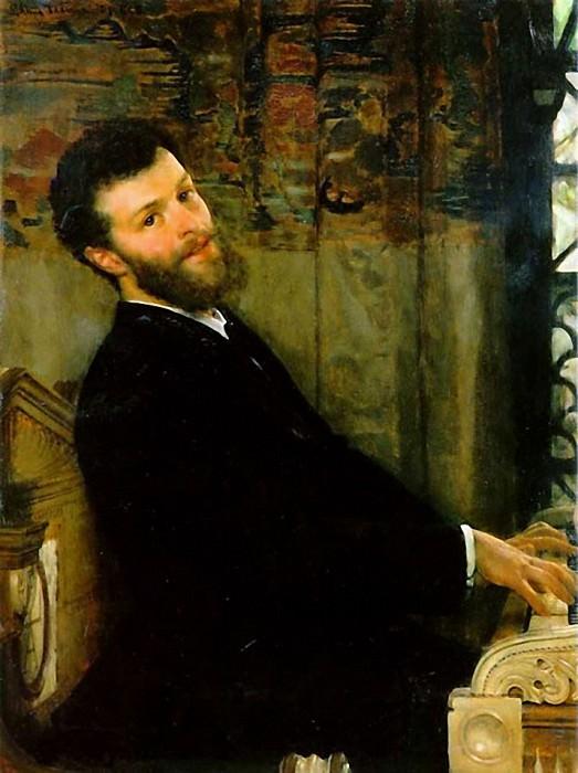 Henschel. Lawrence Alma-Tadema