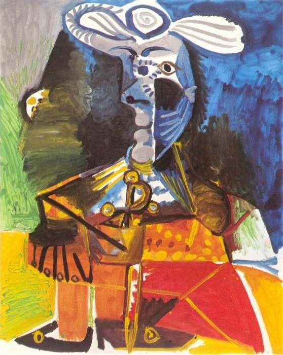 1970 Le matador 1. Pablo Picasso (1881-1973) Period of creation: 1962-1973