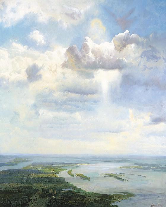Sky Holy Russia. Afonin Alexander