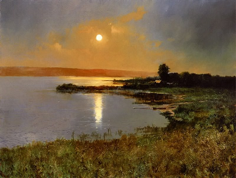 Solovyinaya night. Afonin Alexander