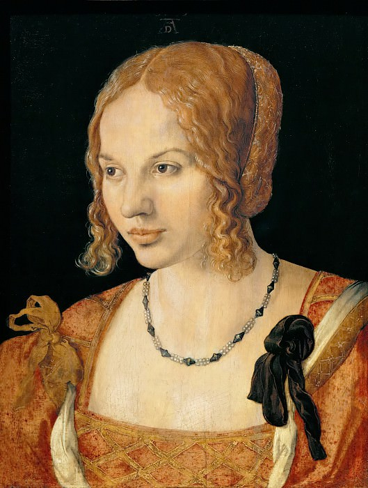 Venetian Lady. Albrecht Dürer