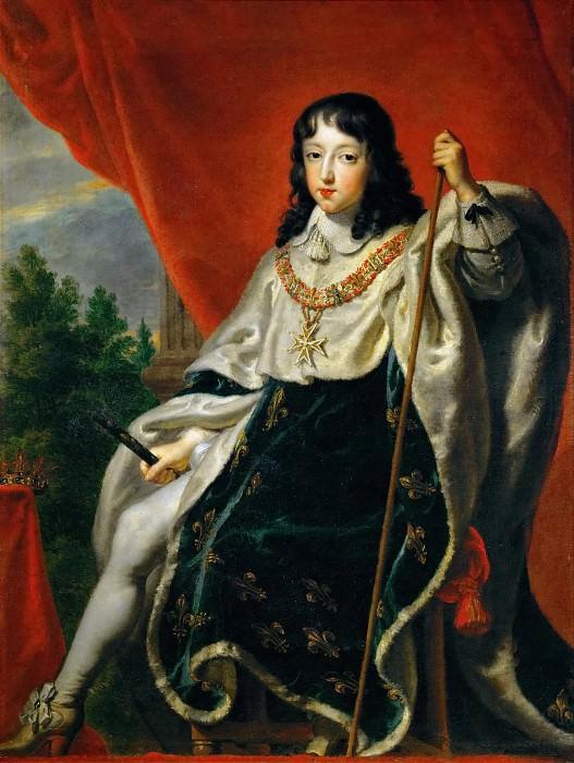 Justus van Egmont -- Duke Philippe d'Orleans. Kunsthistorisches Museum