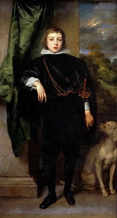 Антонис ван Дейк - Принц Палатинский Рупрехт фон дер Пфальц. Музей истории искусств