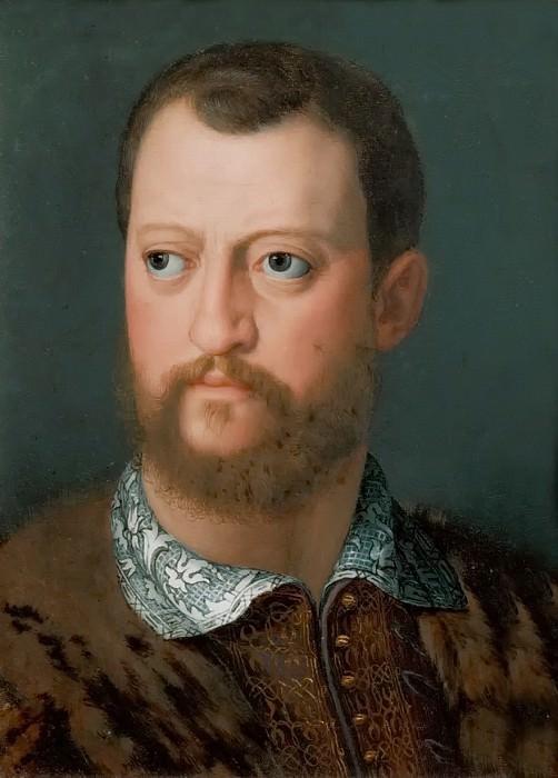 Аллесандро Аллори - Козимо I Медичи, великий герцог тосканский. Музей истории искусств