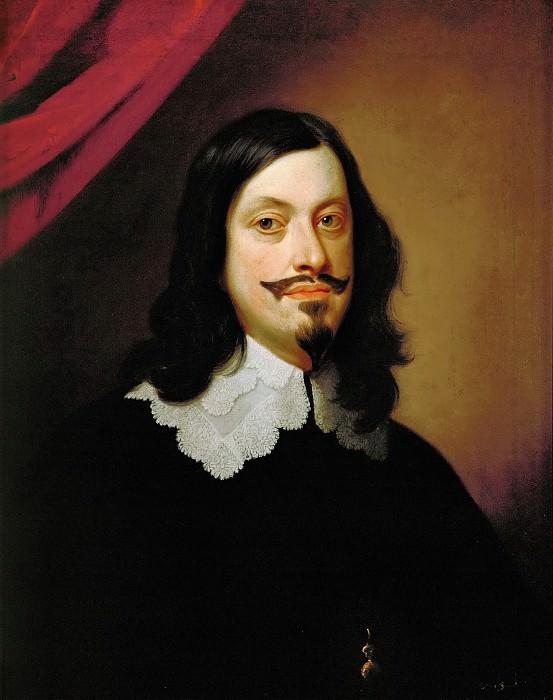 Jan van den Hoecke (1611-1651) -- Emperor Ferdinand III (1608-1657). Kunsthistorisches Museum