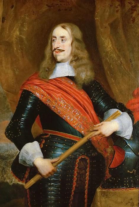 Pieter Thys (1624-1677) -- Archduke Leopold Wilhelm. Kunsthistorisches Museum