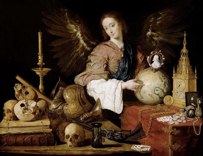 Antonio de Pereda -- Allegory of Vanity. Kunsthistorisches Museum