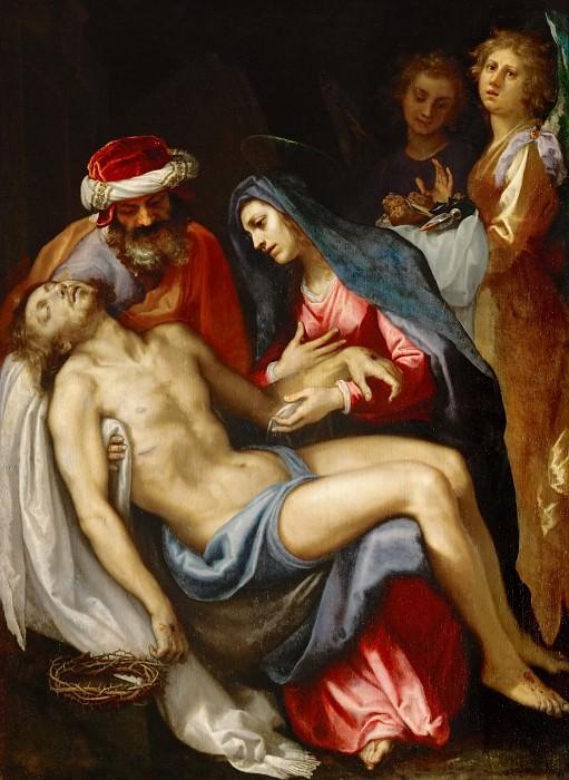 Cigoli -- Pietà. Kunsthistorisches Museum