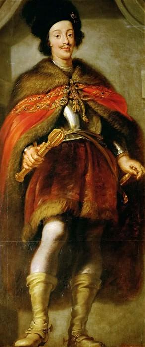 Ferdinand III, Holy Roman Emperor. Peter Paul Rubens