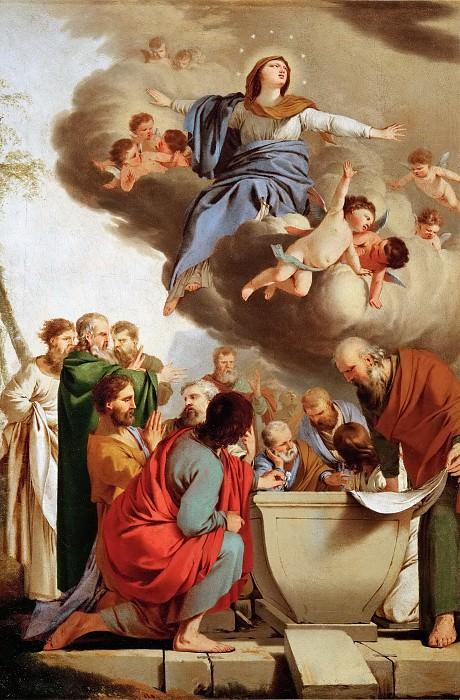 Лоран де ла Ир - Вознесение Марии. Музей истории искусств