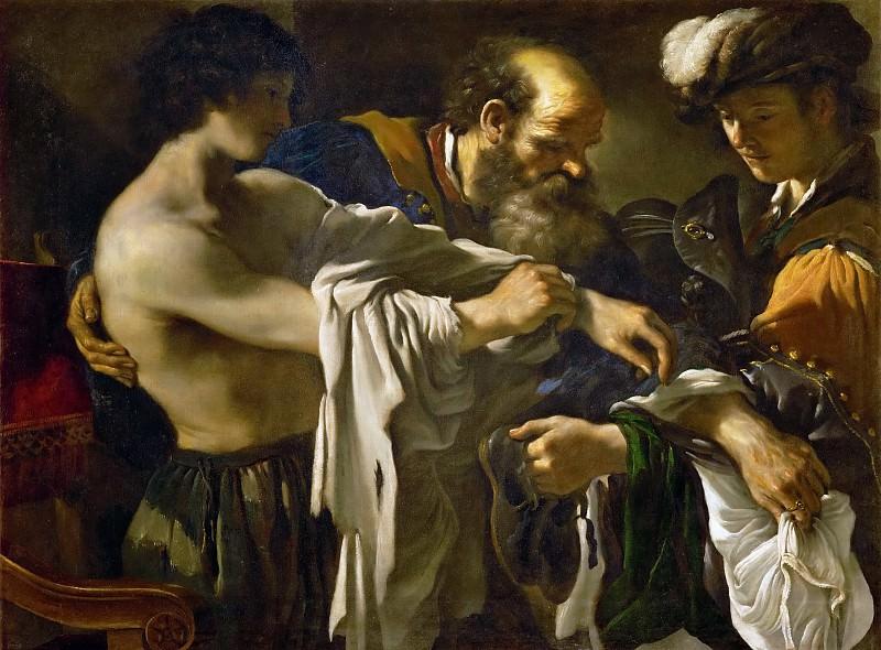 Гверчино - Возвращение блудного сына. Музей истории искусств