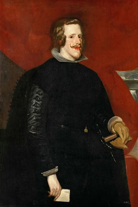 Philip IV of Spain. Diego Rodriguez De Silva y Velazquez