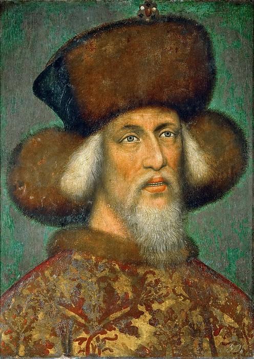 Пизанелло - Император Сигизмунд. Музей истории искусств