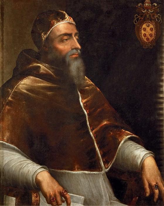 attributed to Sebastiano del Piombo (c. 1485-1547) -- Pope Clement VII (Giulio de' Medici). Kunsthistorisches Museum