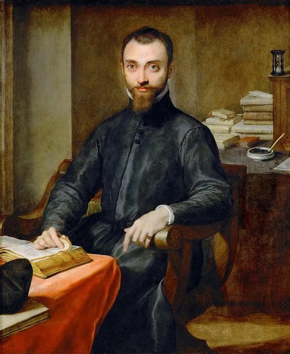 Federico Barocci (1526-1612) -- Monsignore Giuliano della Rovere (1559-1621). Kunsthistorisches Museum